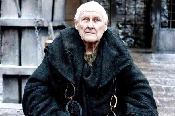 Es decepcionante que los verdaderos héroes de Westeros se vean así, sin poseer el encanto de Johnny Snow. HBO.