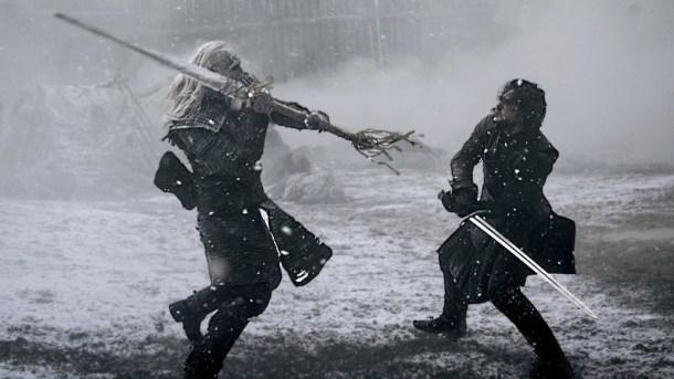 Solo imaginen a miles de Jons combatiendo furiosamente.         HBO.