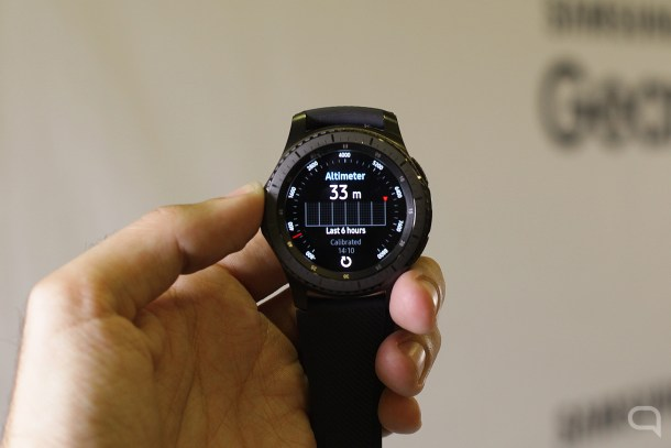 Samsung Gear S3 12