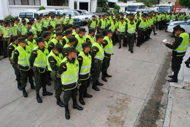 Una de las muchas oportunidades desperdiciadas por la policía para detener la barbarie.
