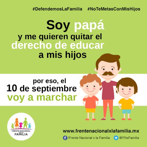 Facebook Frente Nacional  X La Familia