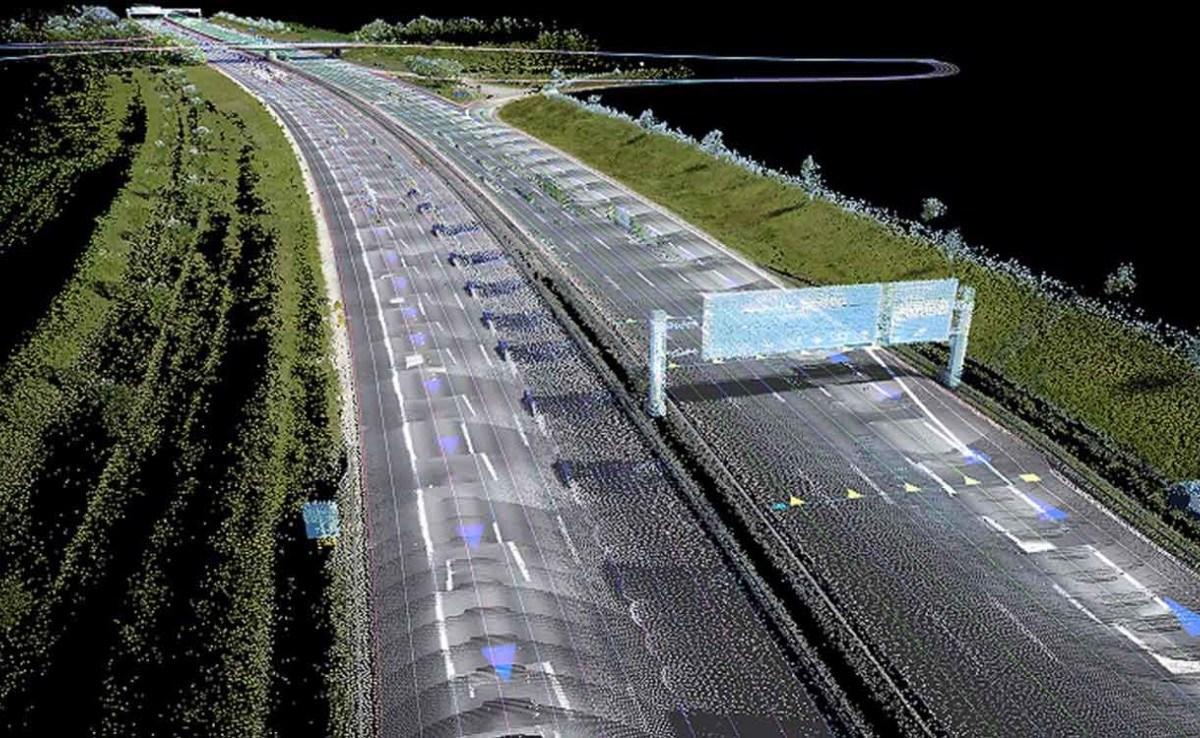 Japón comenzará a crear mapas en 3D para los coches autónomos