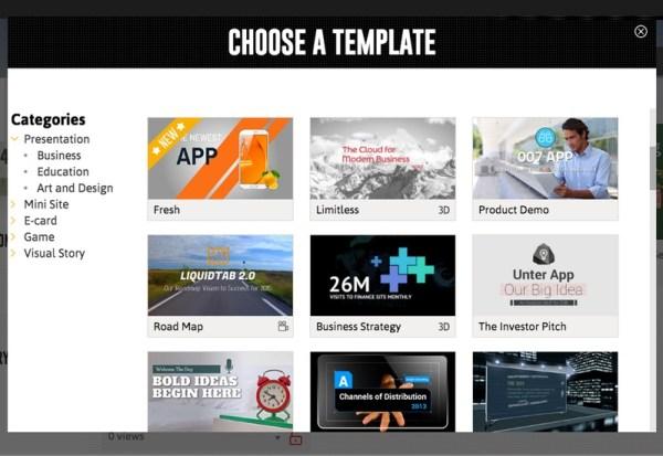 emaze-templates