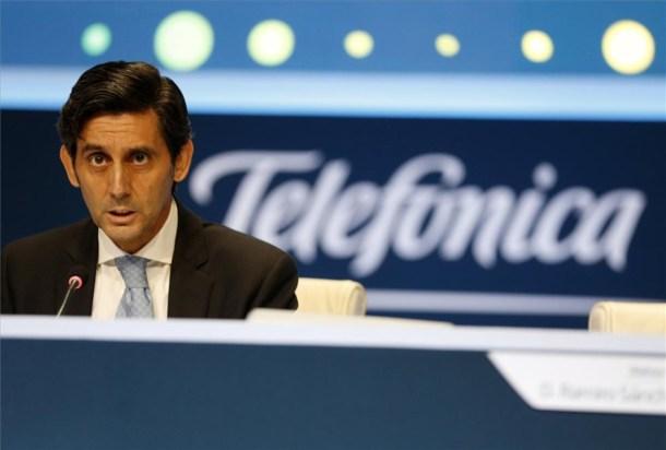 José María Álvarez-Pallete (Presidente, Telefónica S.A.)