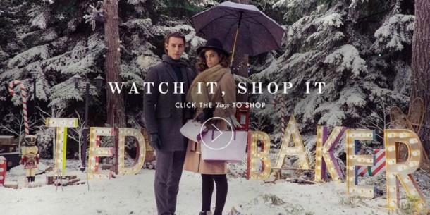 Vídeo de la firma Ted Baker donde puedes comprar los modelos y complementos que se muestran.