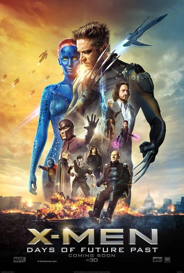 Revelar todos los personajes de tu película en el póster elimina cualquier sorpresa posible. 20th Century Fox