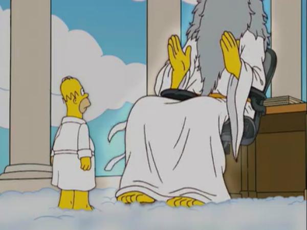 Spoilers: Dios no vive en el cielo. Fox.
