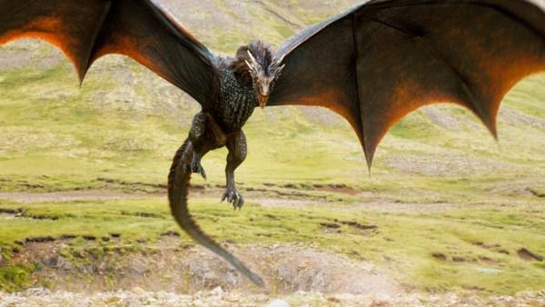 En lugar de dragones habían bombas atómicas. HBO.