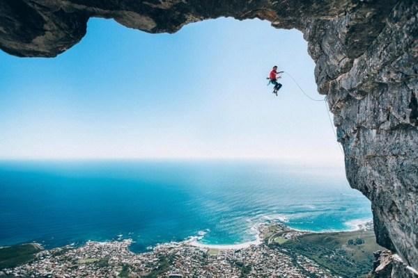 Fotógrafo: Micky Wiswedel Red Bull Illume 2016. Categoría: alas Atleta: Jamie Smith Ubicación: Cape Town, Sudáfrica.