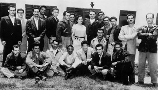 Foto tomada en casa de María Antonio González en la colonia Tabacalera. /Sinembargo