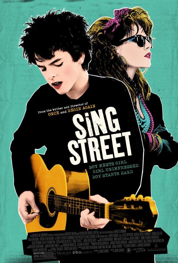 Sing Street: Este es tu momento, del director John Carney