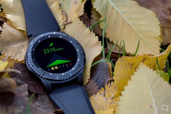 Samsung Gear S3. Fotografía: Hipertextual.