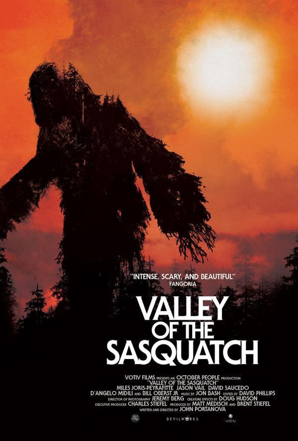 El valle del Sasquatch