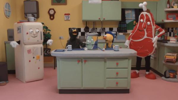 No se dejen llevar por la apariencia, si le muestran la serie a un niño luego deberán pagarle las visitas al psiquiatra.