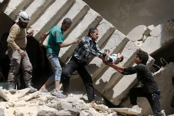 Ameer Alhalbi / AFP / Getty