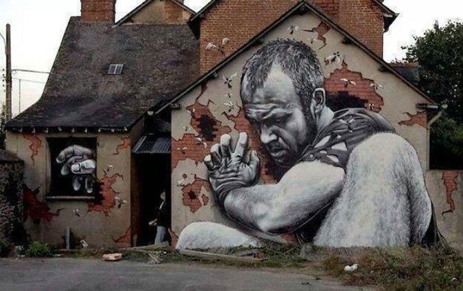 Arte callejero 13