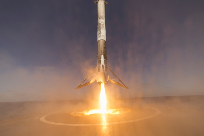 Falcon 9 Iridium - 3