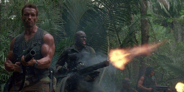 O derribas los misiles con toda tu topa de amigos. Universal Studios.