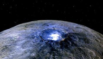 ceres, agua salada en Ceres