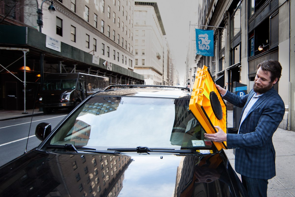 aparcar en la zona azul