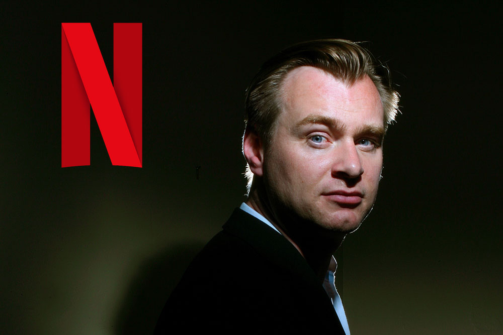 christopher nolan netflix
