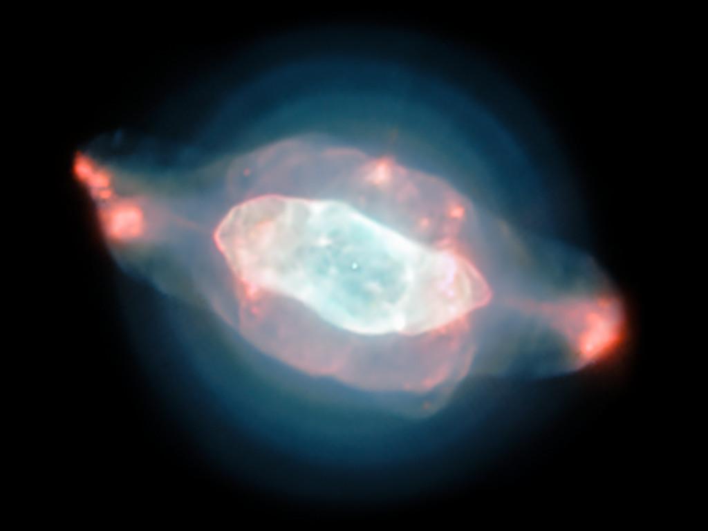 nebulosa Saturno