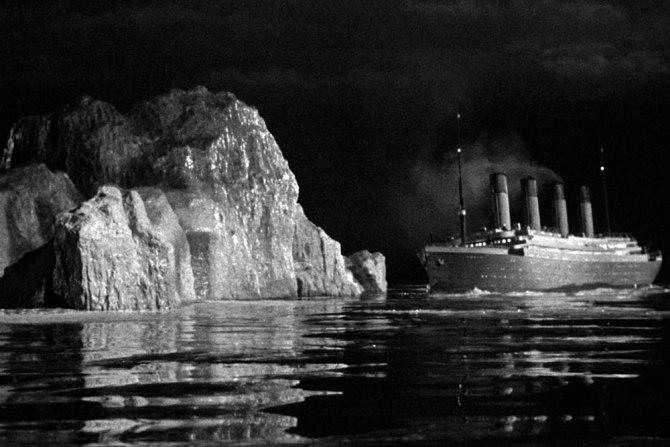 titanic james cameron