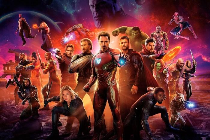 avengers: infinity war escena créditos