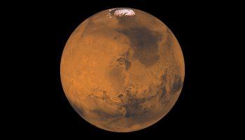 El agua de Marte no se evaporó