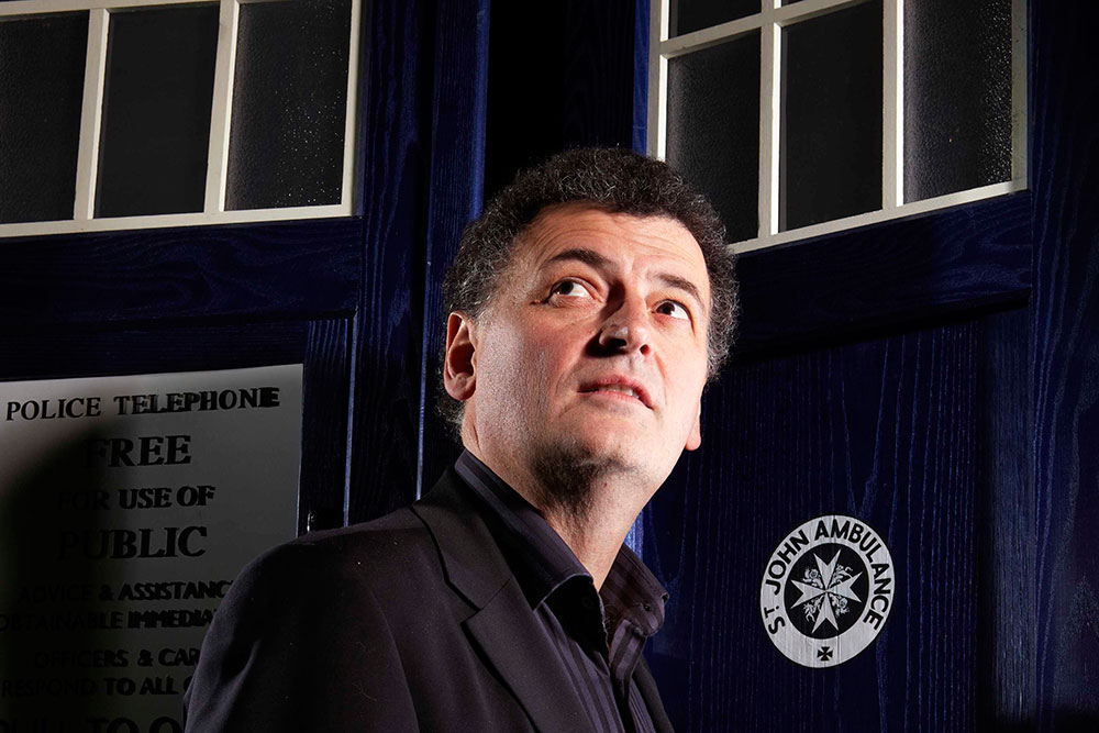 steven moffat the time traveler's wife