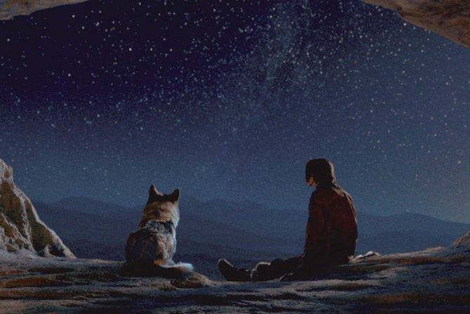 alpha película lobos