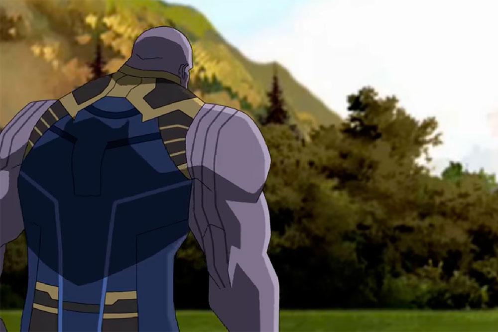 avengers 4 fan trailer