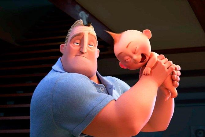 los increíbles 2 brad bird pixar