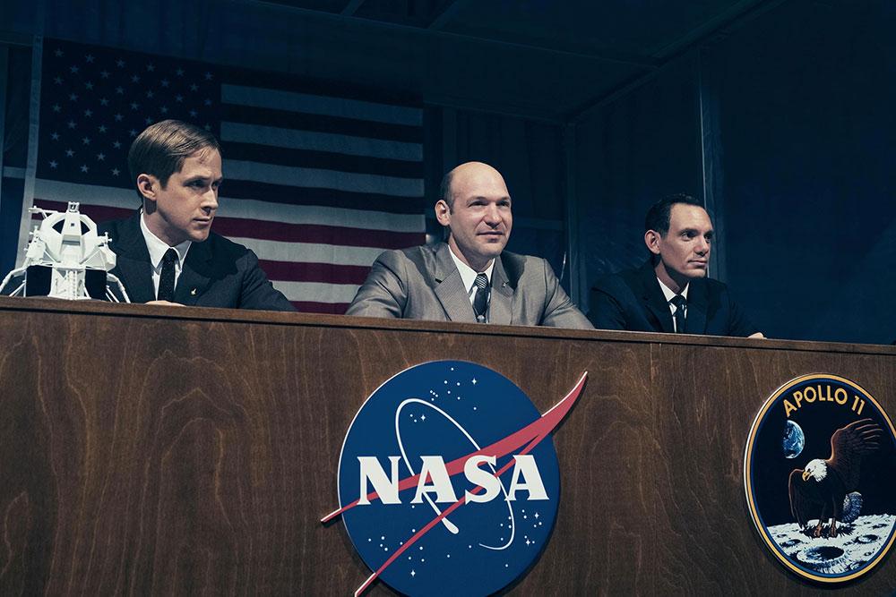 first man astronautas