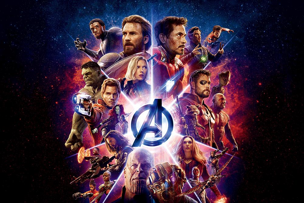 avengers infinity war diferencias comics