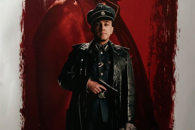 overlord inglourious basterds