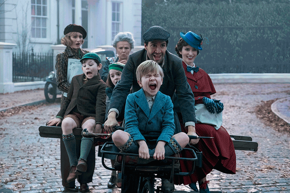 el regreso de mary poppins rob marshall