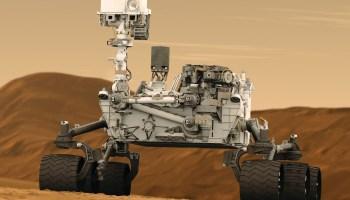 curiosity, Marte