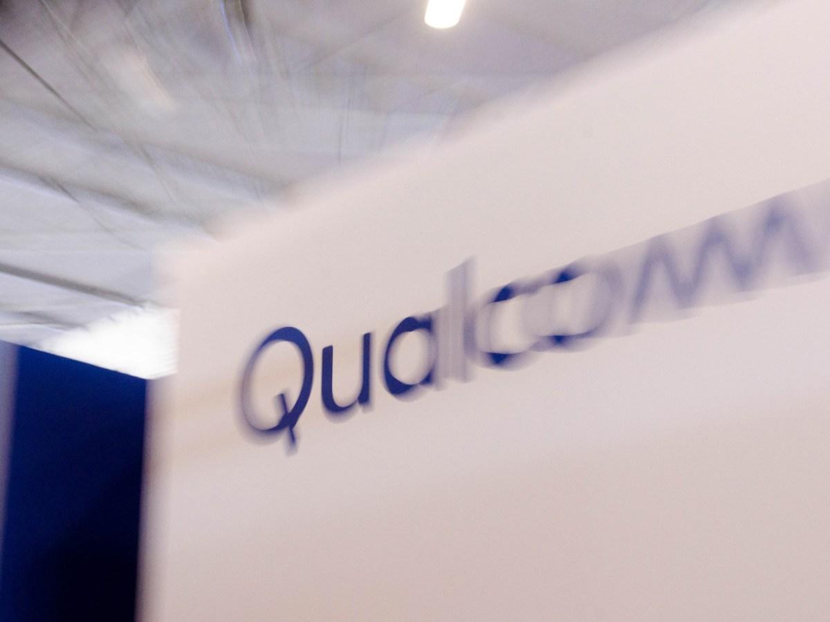 Logo de Qualcomm