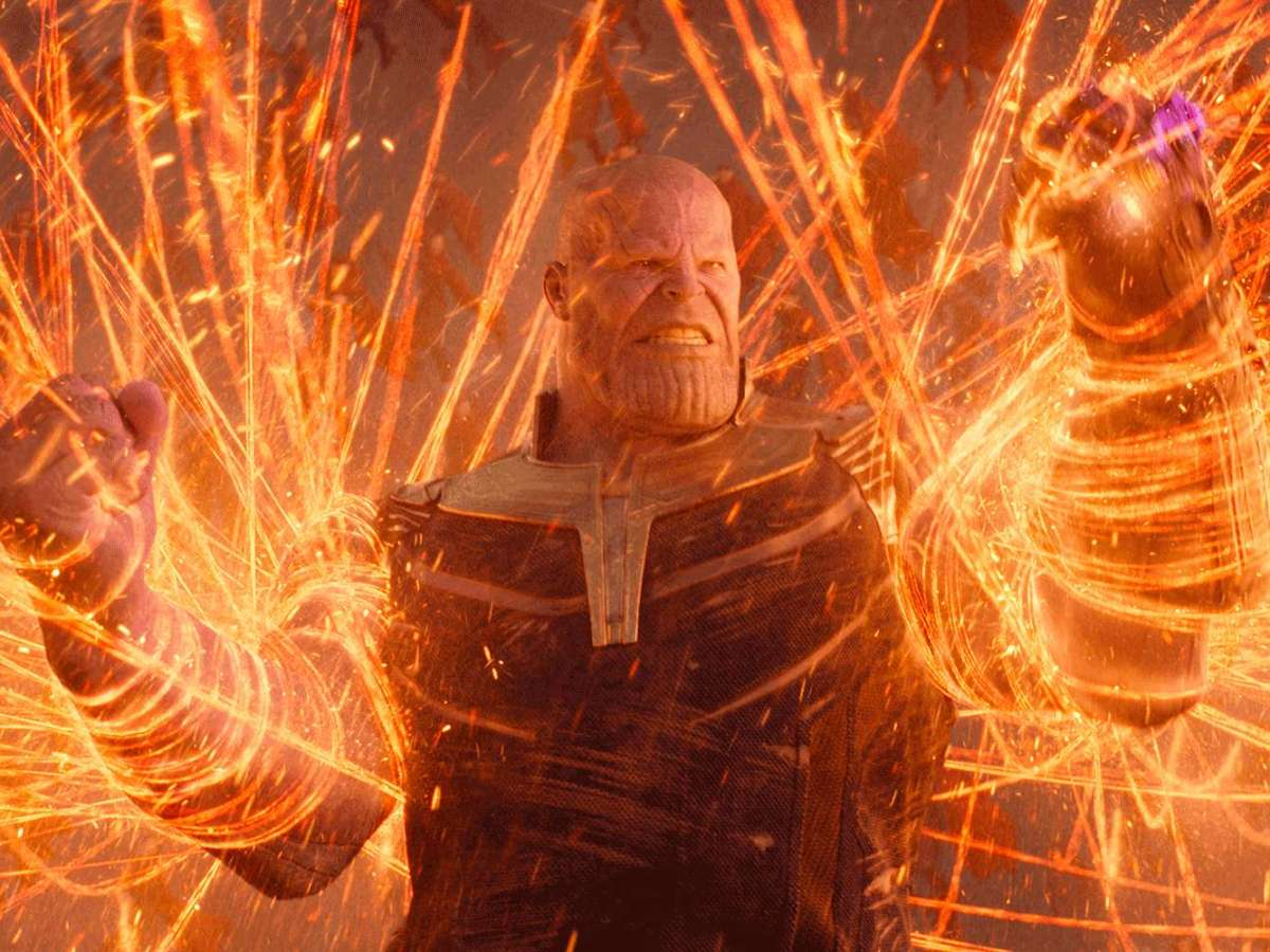 avengers: infinity war efectos visuales