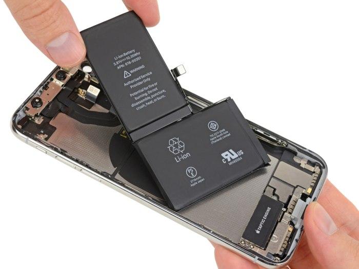Batería iPhone X