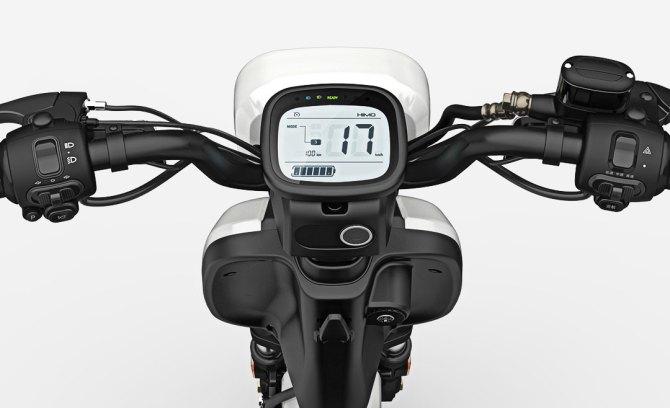Motocicleta Xiaomi