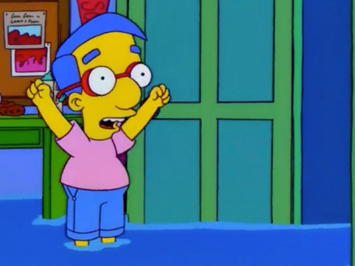Milhouse Los Simpson