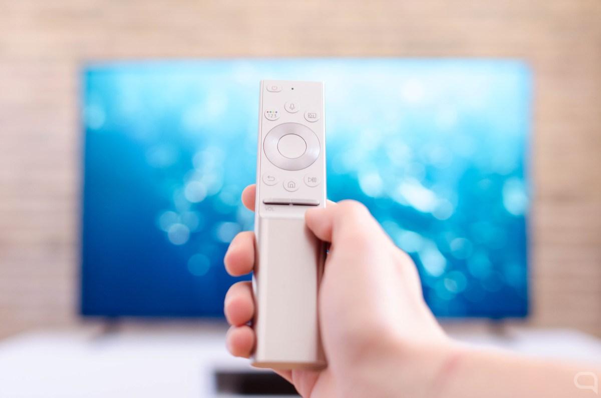Premium One Remote del Samsung QLED Q900R