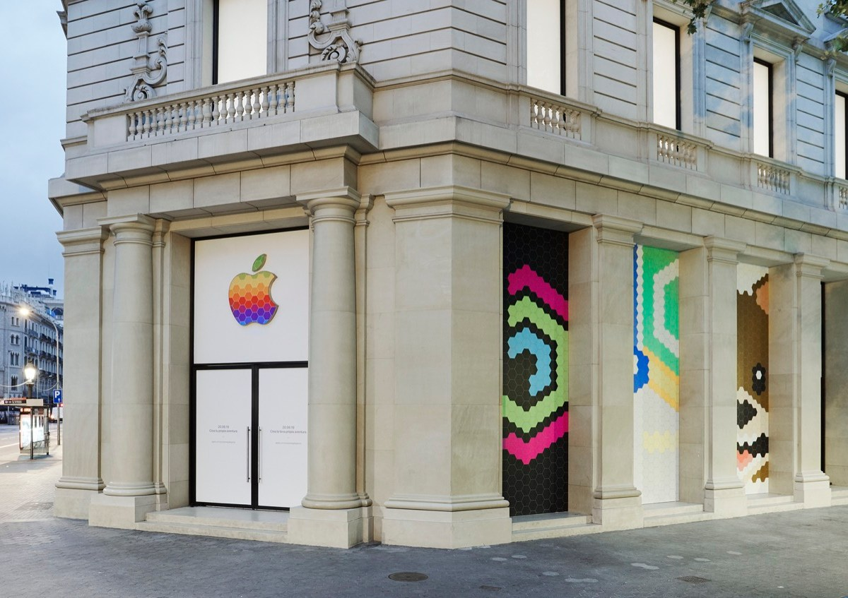 Apple Store Gracia