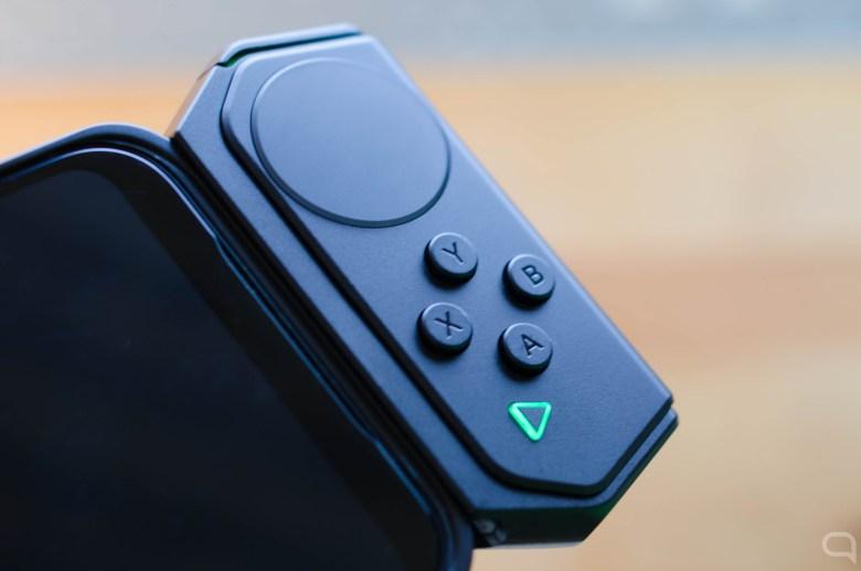 Touchpad en el Black Shark 2