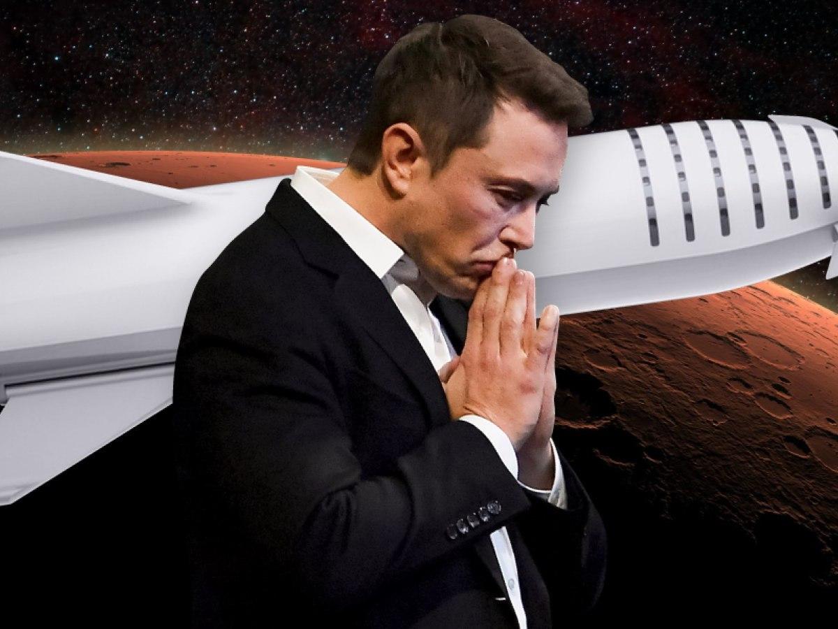 Elon Musk Space X