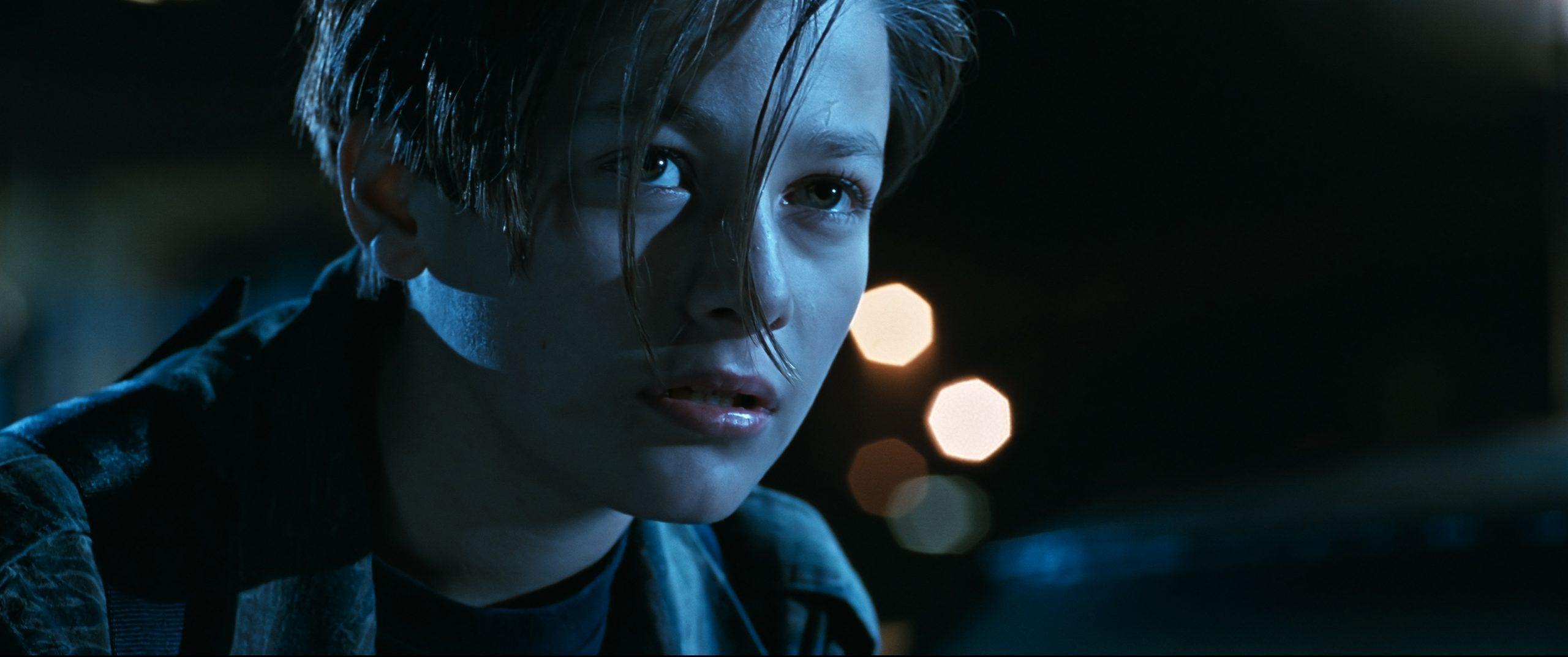 James Cameron Terminator 2 extasis drogado John Connor