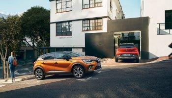 Renault Captur híbrido eléctrico 2019