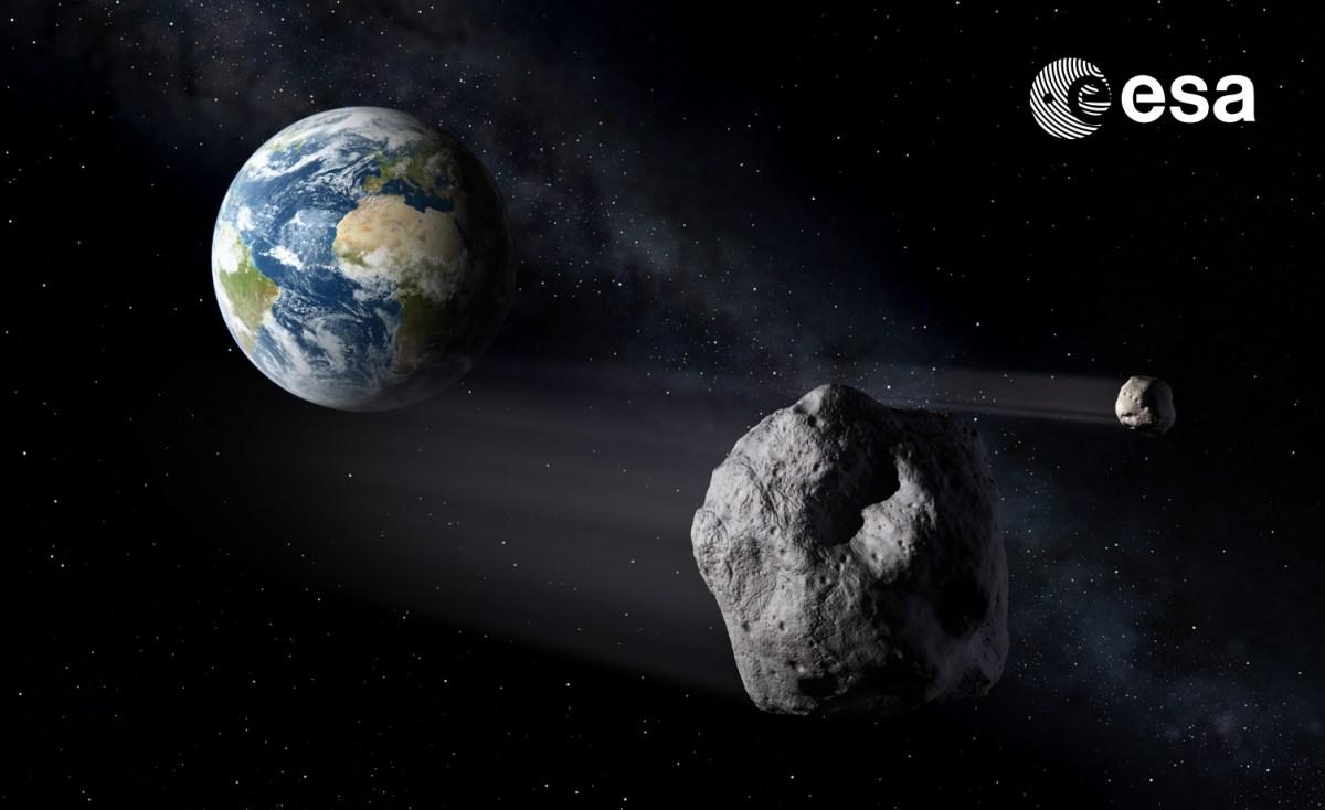 impacto de un asteroide, astrónomos aficionados